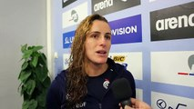 FFN - Euro water-polo 2016: Interview de Marie Barbieux après France-Hongrie