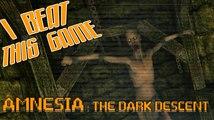 I Beat This Game - Amnesia : The Dark Descent par Achebé