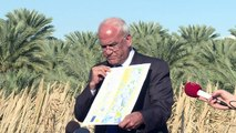 Réaction palestinienne à l'annexion de terres en Cisjordanie