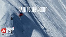 Path To The Podium: Vallnord Arcalís - Swatch Freeride World Tour 2016