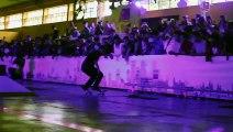 Skate Contest in Brazil - Red Bull Skate Arcade 2013