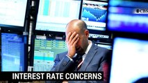 #CBSNBusiness: 41% of Americans worry about interest rates rising