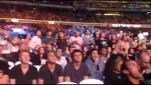 UFC 193 Crowd React to Holly Holm beating Ronda Rousey | MMA Latest News