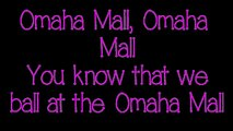 Justin Bieber Omaha Mall Lyrics On Screen