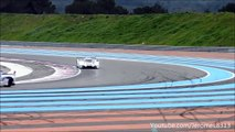 Porsche 919 Hybrid LMP1 PURE SOUND on the track  Breaks Down!