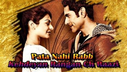 Pata Nahi Rabb Kehdeyan Rangan Ch Raazi | Full Punjabi Movie | Tarun Khanna, Neeru Bajwa