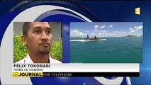 Chavirage d'un bateau à Takume, pas de victime