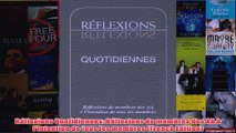 Download PDF  Réflexions Quotidiennes Réflexions de membres des AA à lintention de tous les membres FULL FREE