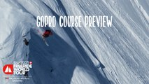 GoPro Course Preview - Vallnord Arcalís - Swatch Freeride World Tour 2016