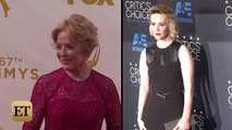 Sarah Paulson Makes Red Carpet Debut With Girlfriend Holland Taylor at the Critics Choice Awards