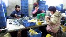 Furniture Hardware, Furniture Fittings and Cabinet Hardware - China: Glass Sliding Doors Locks / Production 2