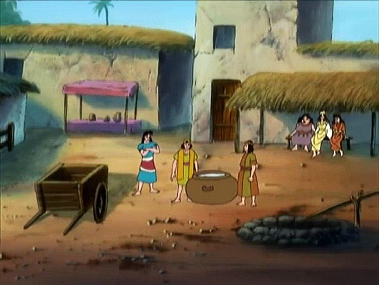 Samson et Dalida - Bible en dessins animés  Fun Fan FUN Videos