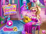 Super Barbie Design Rivals - Best Baby Games For Girls