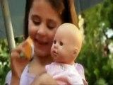 Кукла ШУ-ШУ с веснушками. Doll SHU-SHU with freckles. Puppe SHU-SHU mit Sommersprossen.