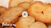 Comment faire des palmiers maison pour le goûter ? - Gourmand