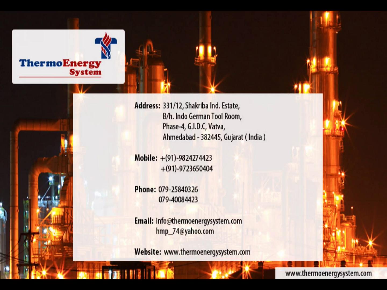 Steam Boiler manufacturer, Hot Air Generator