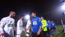 Coupe de France - 16es de finale : FC Chambly-Olympique Lyonnais (0-2), le résumé