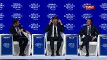 Davos: Manuel Valls met en garde contre une « dislocation » de l'UE
