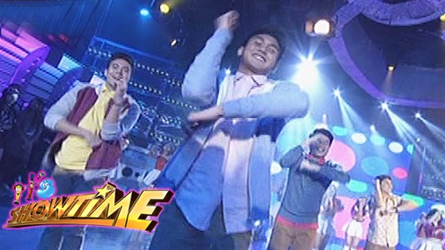It's Showtime Hashtags: Throwback performance of Hashtags