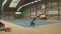 N1A Dames : Cormontreuil vs Tennis Entente Yonnaise (4-2)