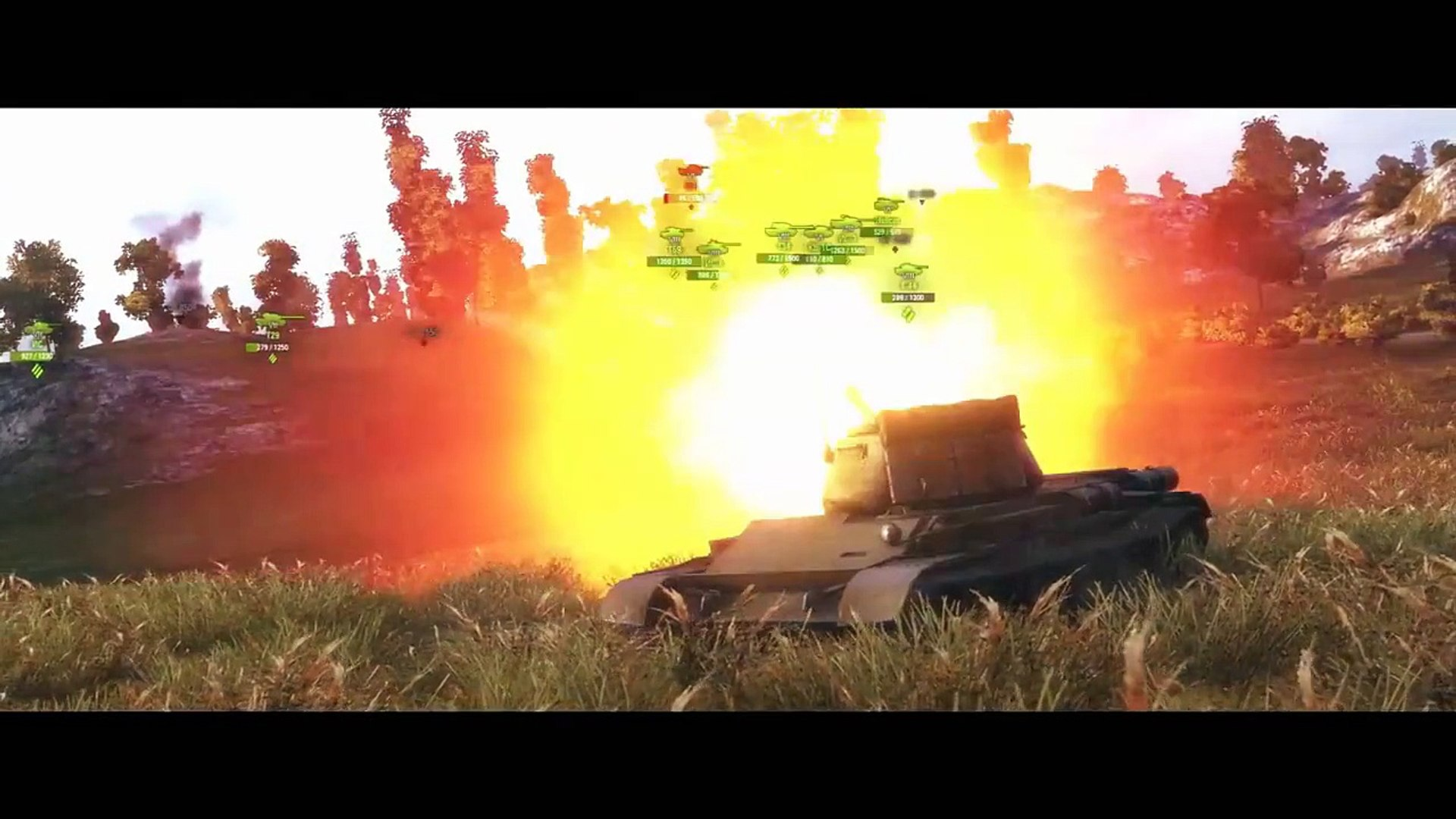 T-44 Out of Control - Frag Movie от Flammingo [World of Tanks]