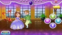 Sofia the First Ballroom Waltz Disney Junior Official Game for Girls