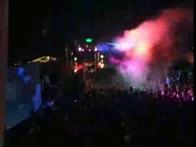 Dj Bob Sinclar & Vj Ty (Vidéo Live Mix)