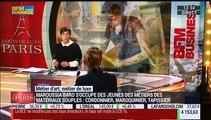 Métiers d'art, Métiers de luxe: Compagnon tapissier - 21/01