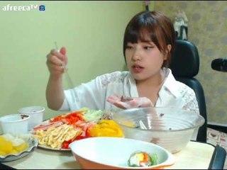 터민 포베이 쌀국수+ 스프링롤+월남쌈