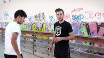 Panna básico Futbol Sala/Futsal Sean Garnier Street Football Skills & Soccer Freestyle