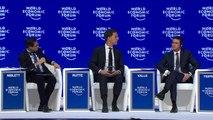 """A Davos, Valls juge que le Brexit serait """"un drame"""""""