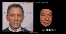New kind of Facial Motion Capture?