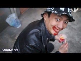 "Parasyte(기생수) Ost ""Next to you"" Beatbox Cover l StimMarvel 寄生獣 セイの格率 - Kiseijuu"