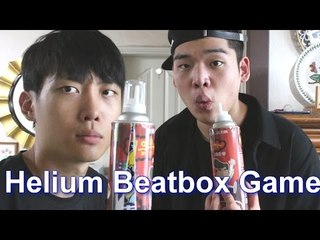 Helium Beatbox Game (Lil Marvel Vs Stimboy) 헬륨가스 비트박스 게임 - 릴마블 / 스팀보이