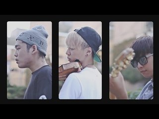 Lost Stars Ost. Begin again Cover. Beatbox X Violin X guitar