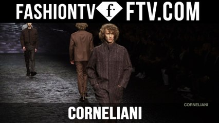 Corneliani Backstage Fall/Winter 2016-17 Milan Men's Collection | FTV.com
