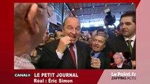 Jacques Chirac : un animal politique avec une faim de loup ! - Zapping du 21 janvier
