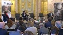 Colloque François Mitterrand 21/01/2016 : cohabitation, de la théorie à la pratique