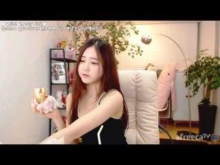 박가린님♥ 롯데리아먹방(불고기버거세트+쉑쉑치킨+양념감자)