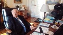 Jean-Claude Gaudin évoque Edmonde Charles-Roux