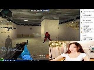 박가린님♥ 게임방송!! 서든어택 발암주의