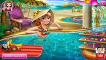 ᴴᴰ ღ Anna Pool Celebration Game ღ - Frozen Princess Anna - Baby Games (ST)