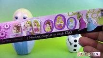 Reine des Neiges Poupées Russes Gigognes ⒻⓇⓄⓏⒺⓃ Stacking Cups Nesting Dolls ⓋⒾⒹéⓄ ⓋⒾⒹéⓄ