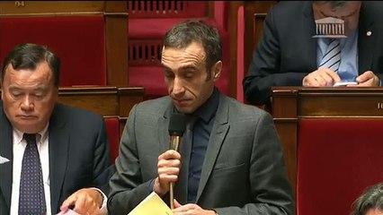 """Intervention d'Arnaud Viala, séance """"République numérique"""""""
