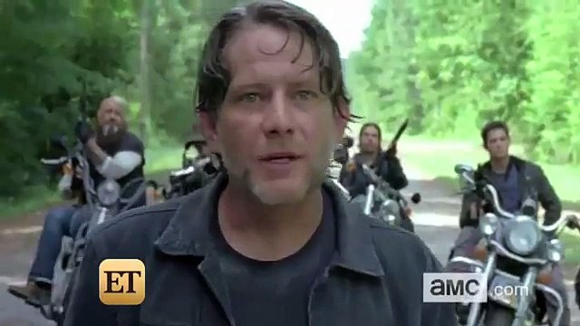 'Walking Dead' Star Lauren Cohan Says Her Pixie Cut Will Be Explained on the Show (FULL HD)