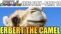 Castle Crashers - Erbert The Camel! (Castle Crashers Lets Play Part 14) - By J&S Games!
