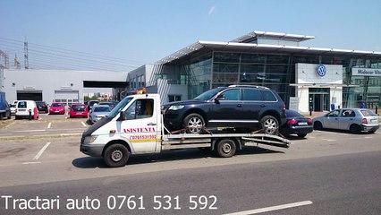 Tractari auto București ieftin