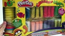 Play-Doh Ultime Arc-En-Ciel De Recharge Pack DApprendre Les Couleurs Play Doh Couleurs Arc-En-Jeu Jouet Vidéos