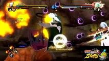 Naruto Storm 4 Kakashi,Sasuke & Madara Vs Neji & Madara Gameplay #6 (Japan Expo 2015)【FULL