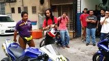 Yamaha R1 Bazzaz ZFI, AFTER Dyno & Tuning - Motodynamics Technology Malaysia